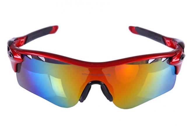 Стрелковые очки Oakley с диоптриями