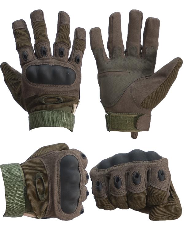 Тактические перчатки спецназа-аверс и реверс