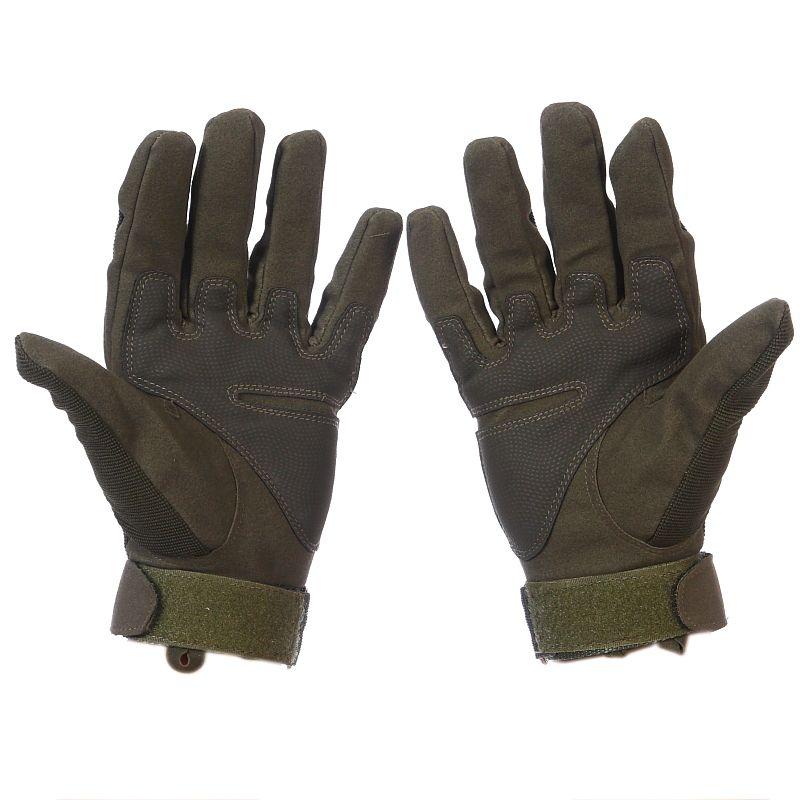 Тактические перчатки спецназа-оборотная сторона