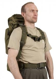 Тактический рюкзак ROGISI хаки