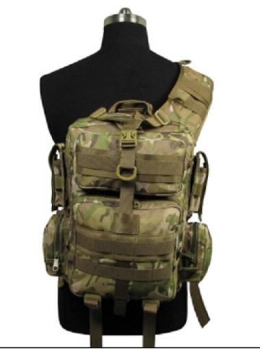 Тактический рюкзак TONGA камуфляж Multicam