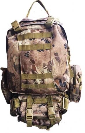 Тактический рюкзак US Assault камуфляж Kryptek Nomad