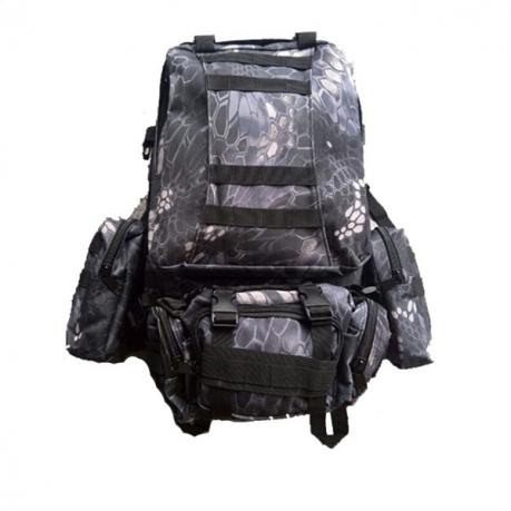 Тактический рюкзак US Assault камуфляж Kryptek Typhon
