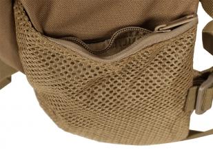 Тактический военный рюкзак хаки-песок