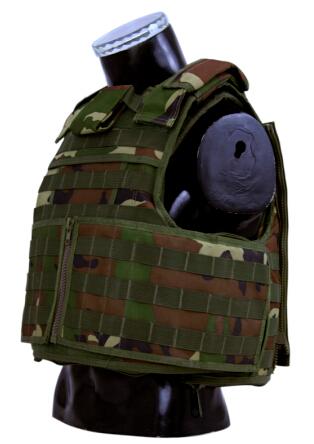 Тактический жилет-разгрузка французский камуфляж