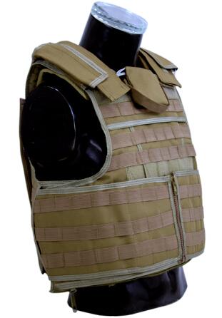 Тактический жилет-разгрузка хаки-песок