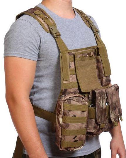 Тактический жилет-разгрузка Kryptek