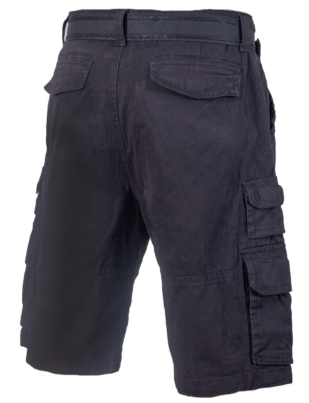 Купить тёмно-серые шорты