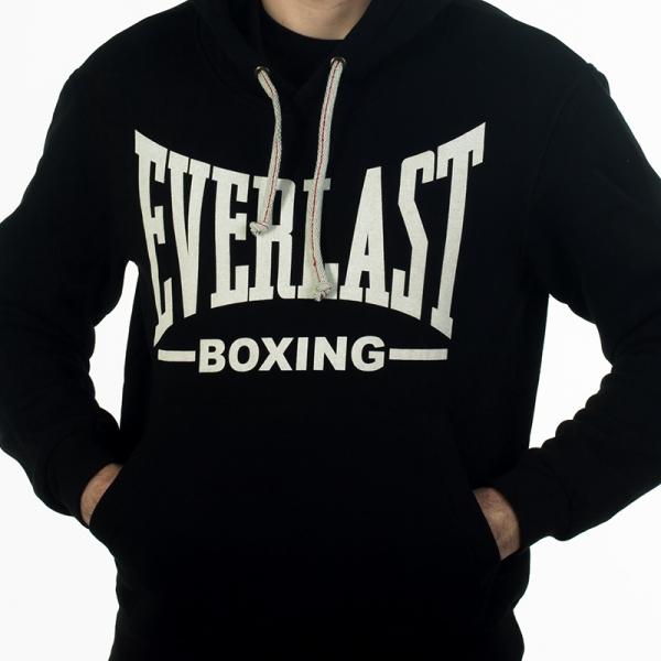 Толстовка «Everlast» черная