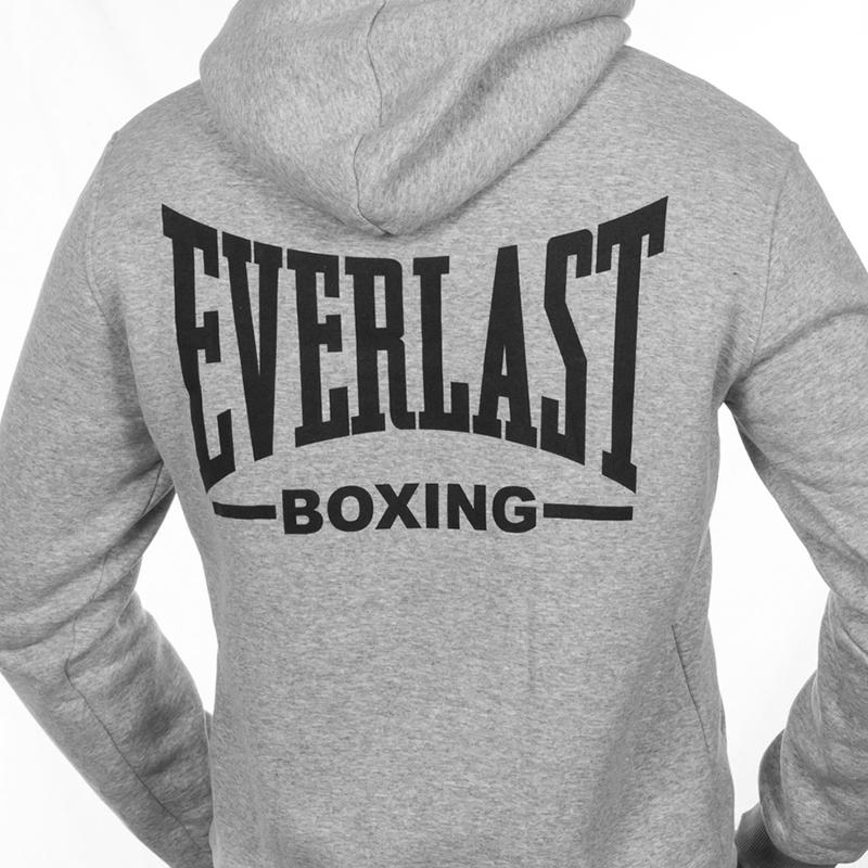 Толстовка «Everlast» серая