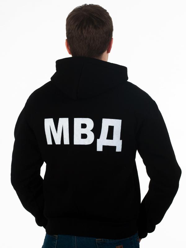 Толстовка «МВД России»
