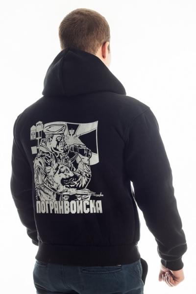 """Толстовка """"Пограничные войска"""""""