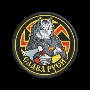 Толстовка «Волк Коловрат»