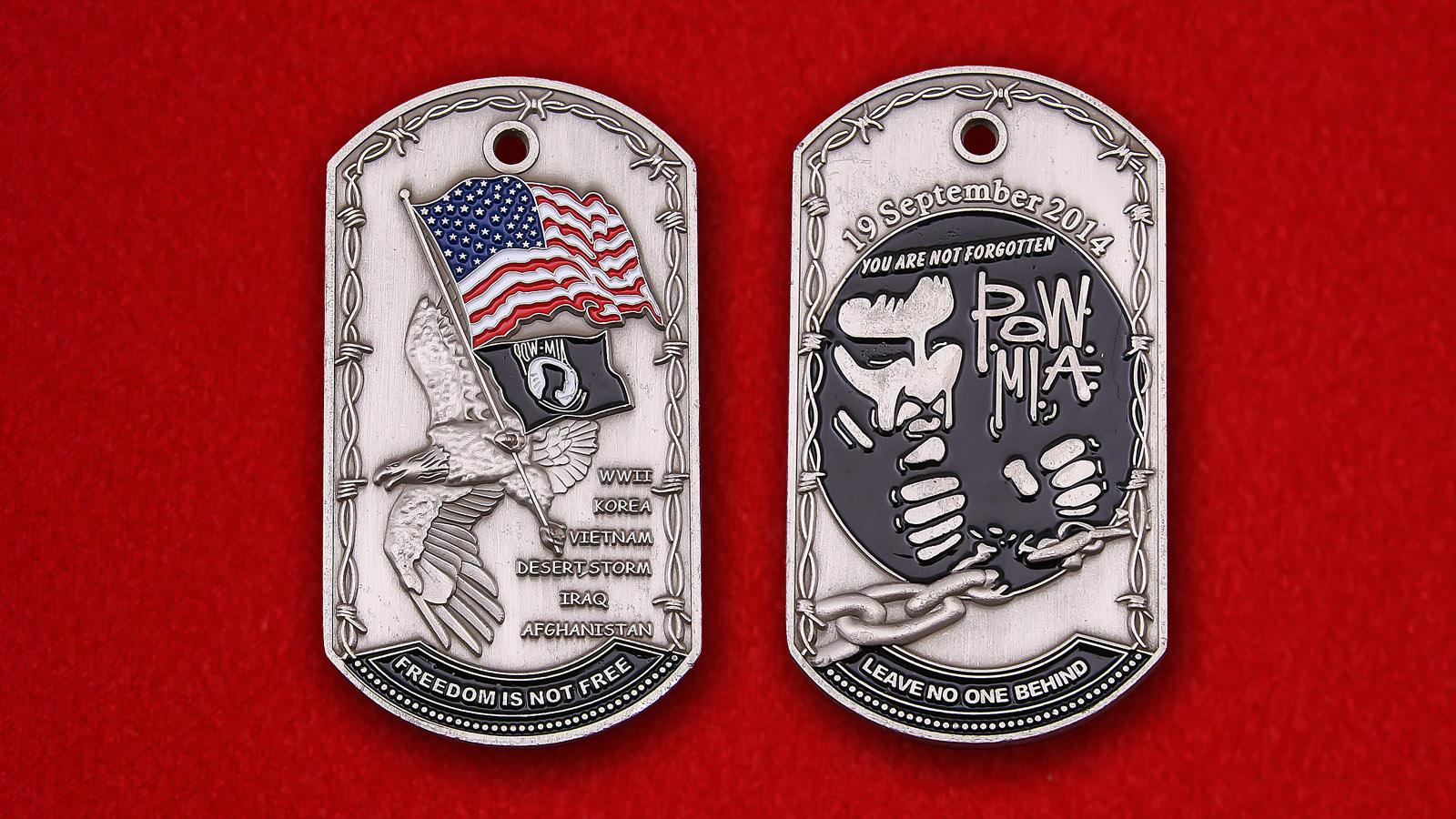 US Army POW-MIA Prisoners Of War Memorial Token