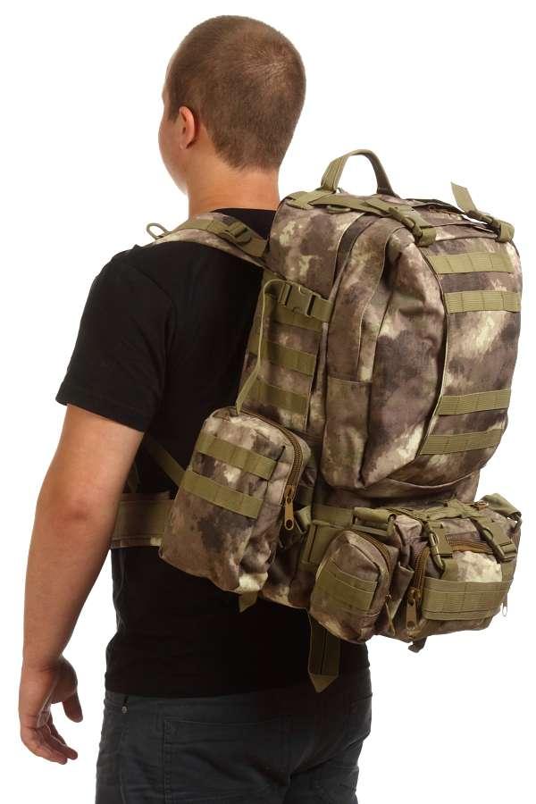 Военный походный рюкзак A-TACS