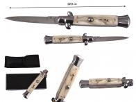 Выкидной нож AKC Italy - купить с доставкой по России
