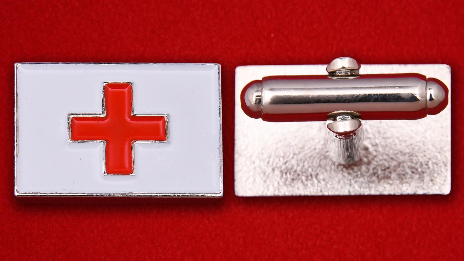 Запонки медиков