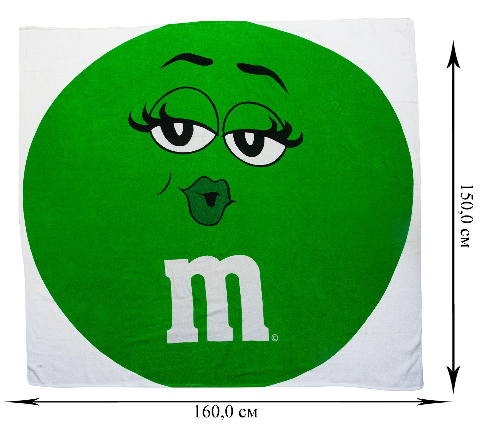 Купить зелёное полотенце