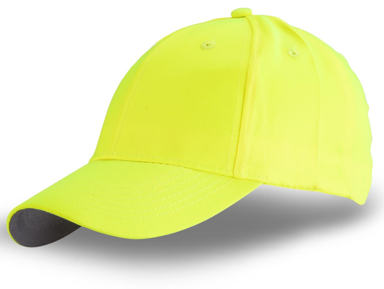 Желтая бейсболка - купить онлайн