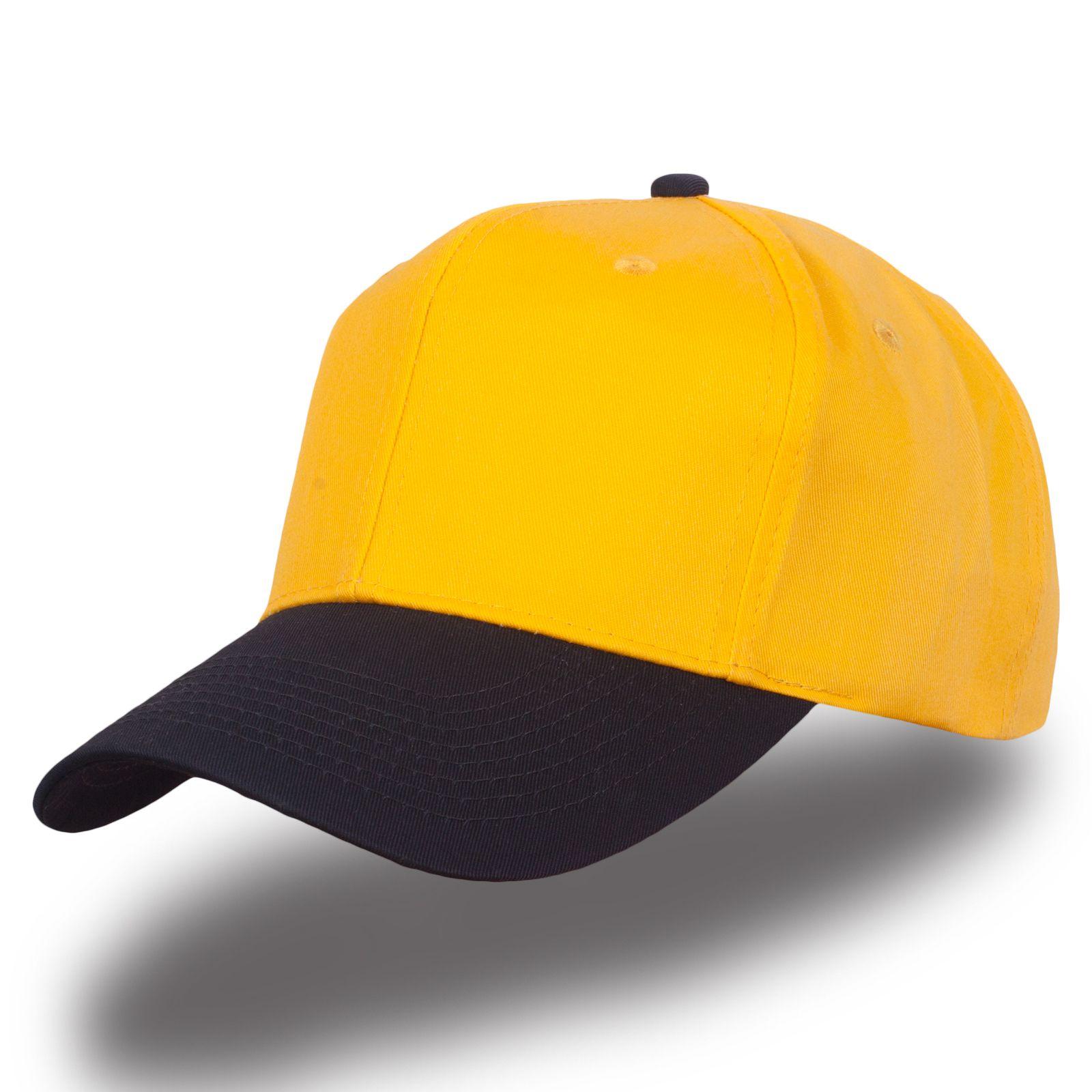 Желтая кепка - купить в интернет-магазине с доставкой