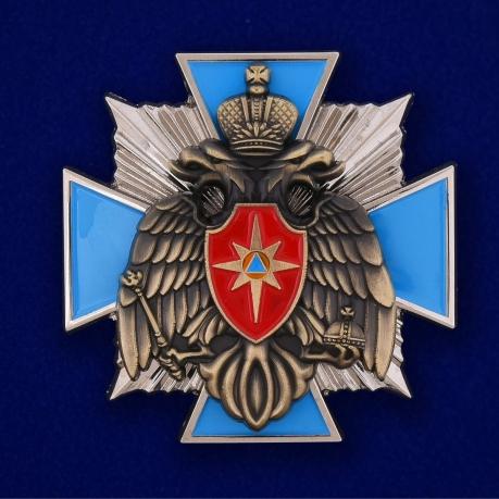 Крест МЧС России-лицевая сторона