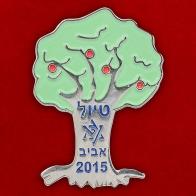 """Значок 1-й пехотной бригады """"Голани"""" армии Израиля"""