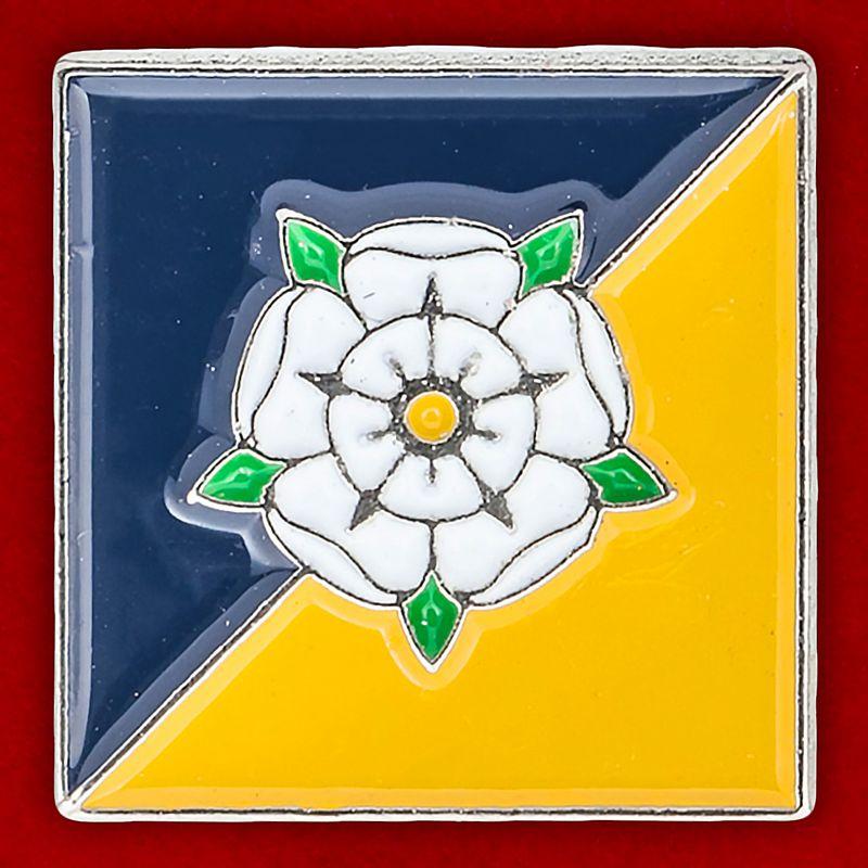 Значок 150-го полка Корпуса материального обеспечения армии Великобритании
