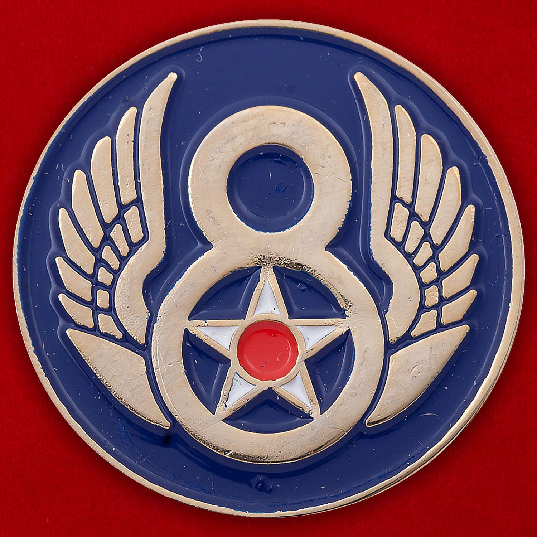 Значок 8-й Воздушной армии ВВС США