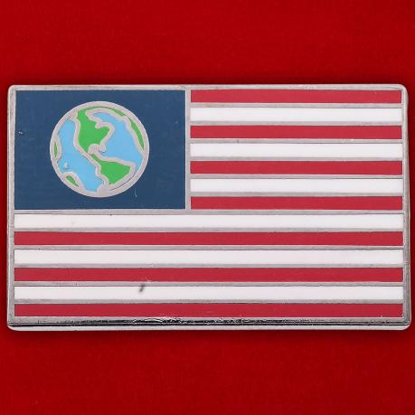 "Значок ""Америка"""