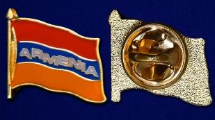 """Заказать значки """"Армения"""""""