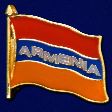 """Значок """"Армения"""""""