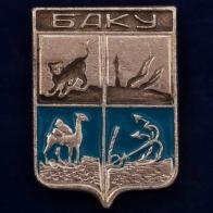 "Значок ""Бакинский герб"""