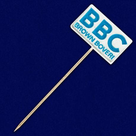 """Значок """"BBC"""""""