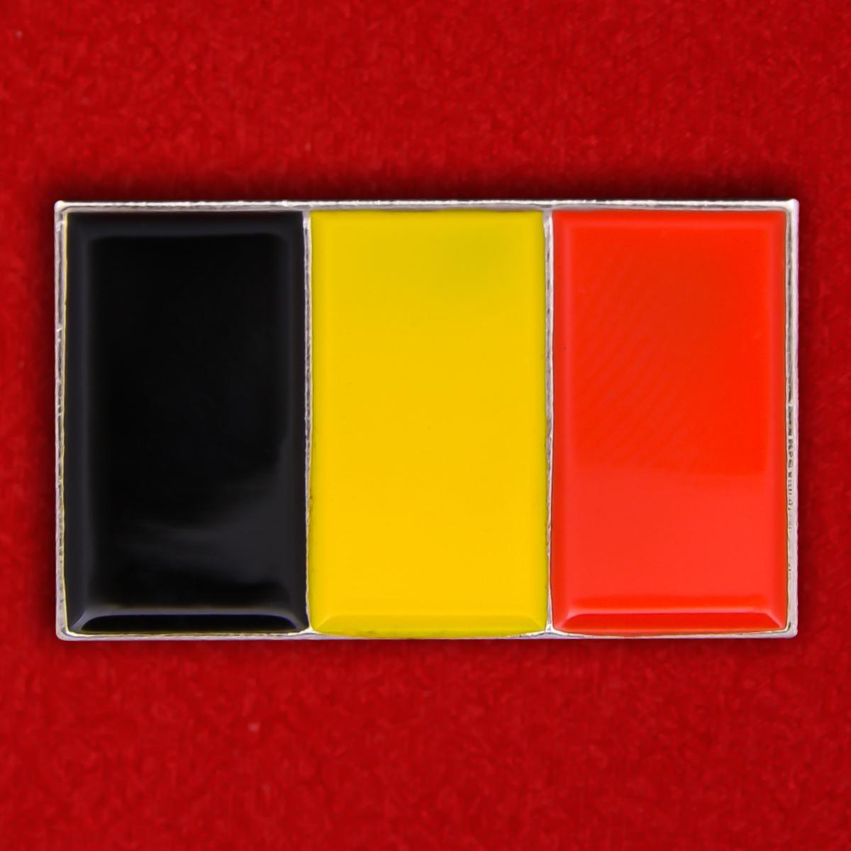 "Значок ""Бельгия"""