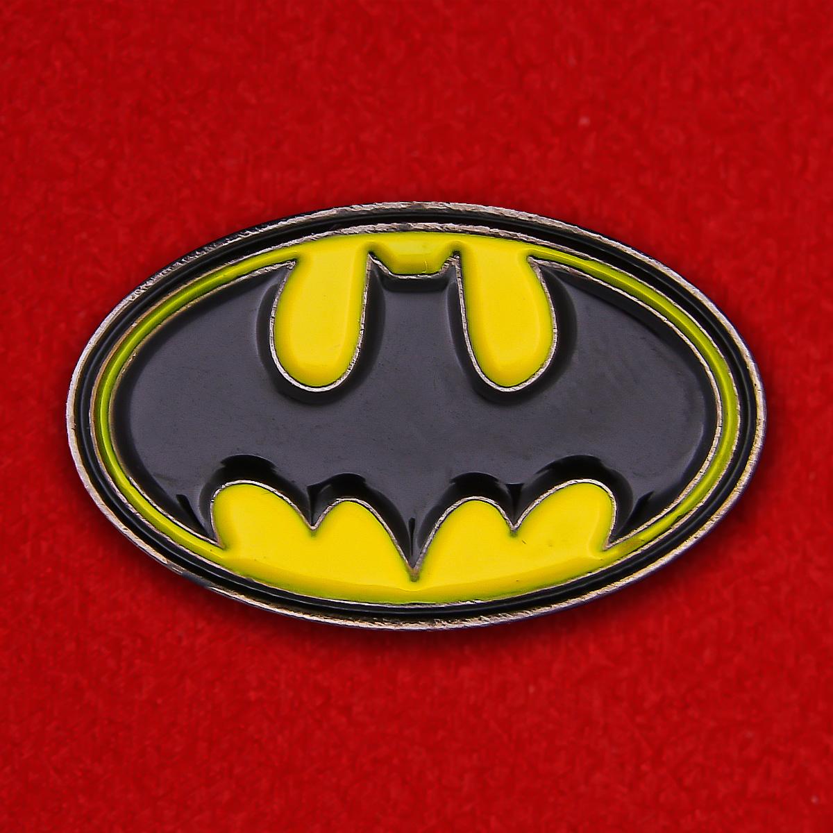 "Значок ""Бэтмен"""