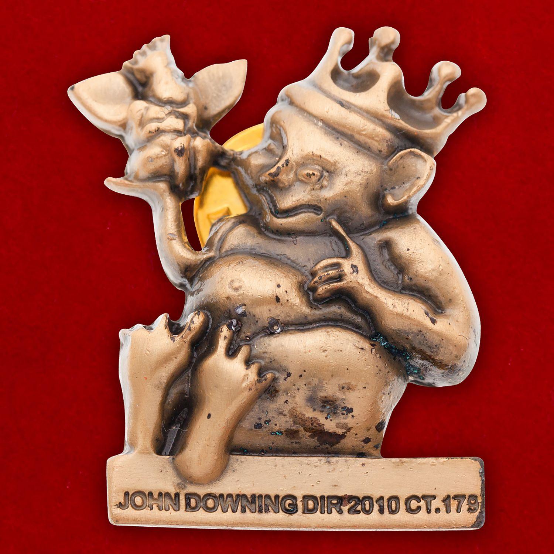 """Значок """"Джон Доунинг"""""""