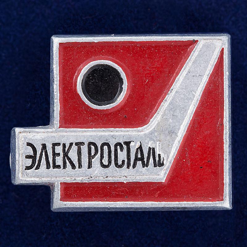 """Значок """"Электросталь"""""""