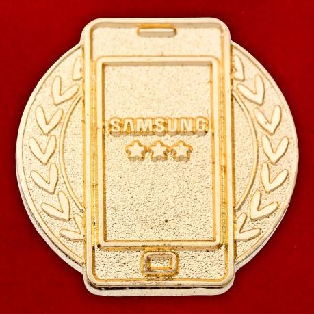 Значок фирмы Самсунг