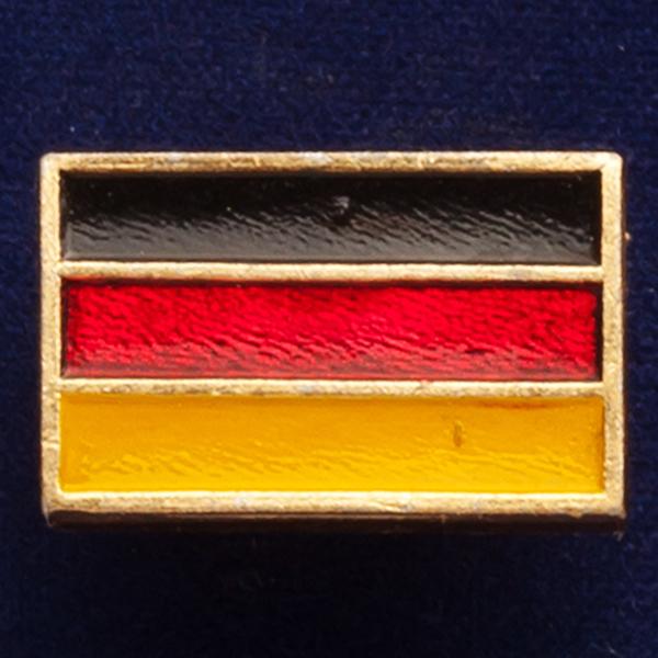 "Значок ""Флаг ГДР"""