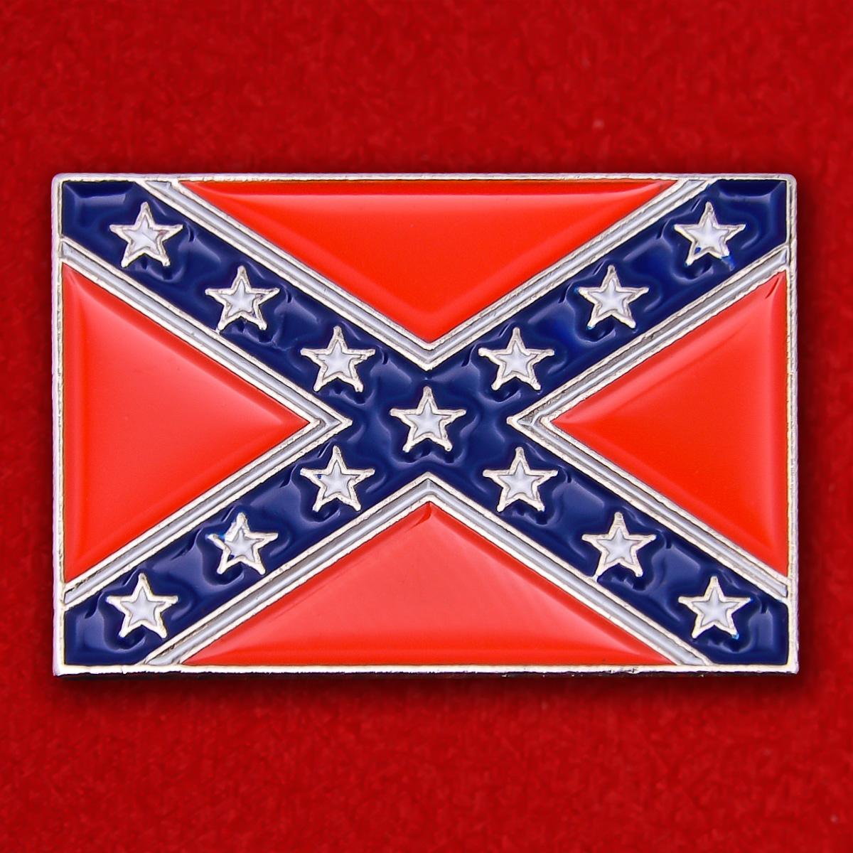 "Значок ""Флаг Конфедерации"""