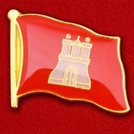 Значок Флага Гамбурга