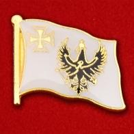 Значок Флага королевства Пруссии