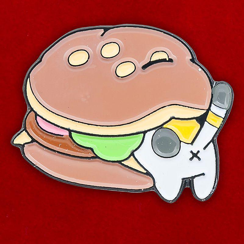"Значок ""Гамбургер"""