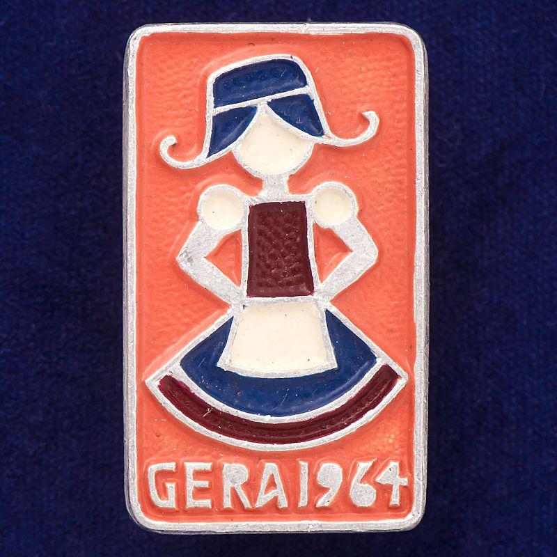 "Значок ""Гера. 1964"""