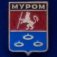 "Значок ""герб Муром"""