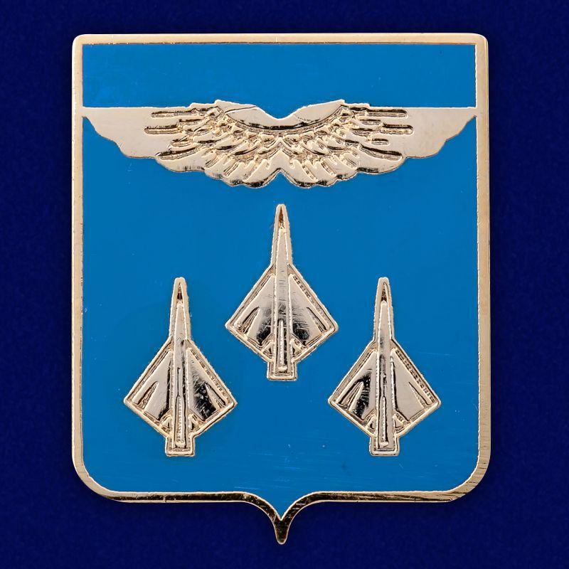 """Значок """"Герб Жуковского"""""""