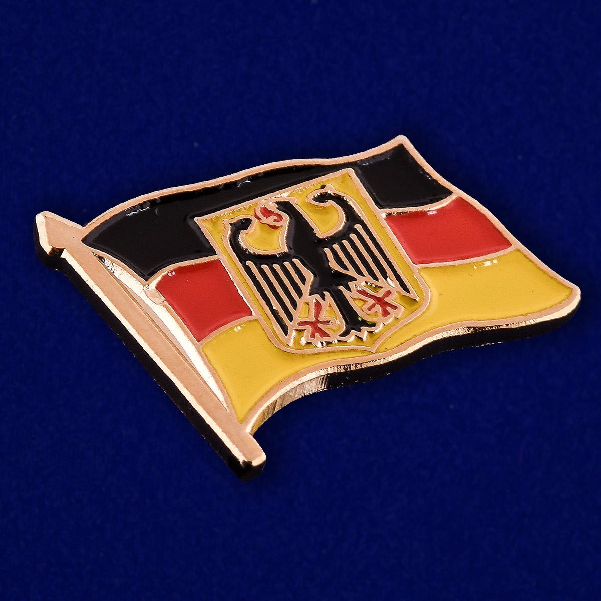"""Значок """"Германия с орлом"""" - общий вид"""