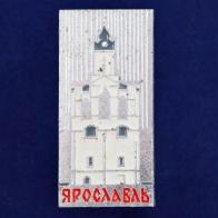 """Значок """"Города Ярославля"""""""
