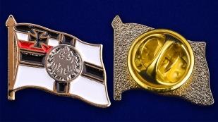 Значок Императорских ВМС Германии - аверс и реверс