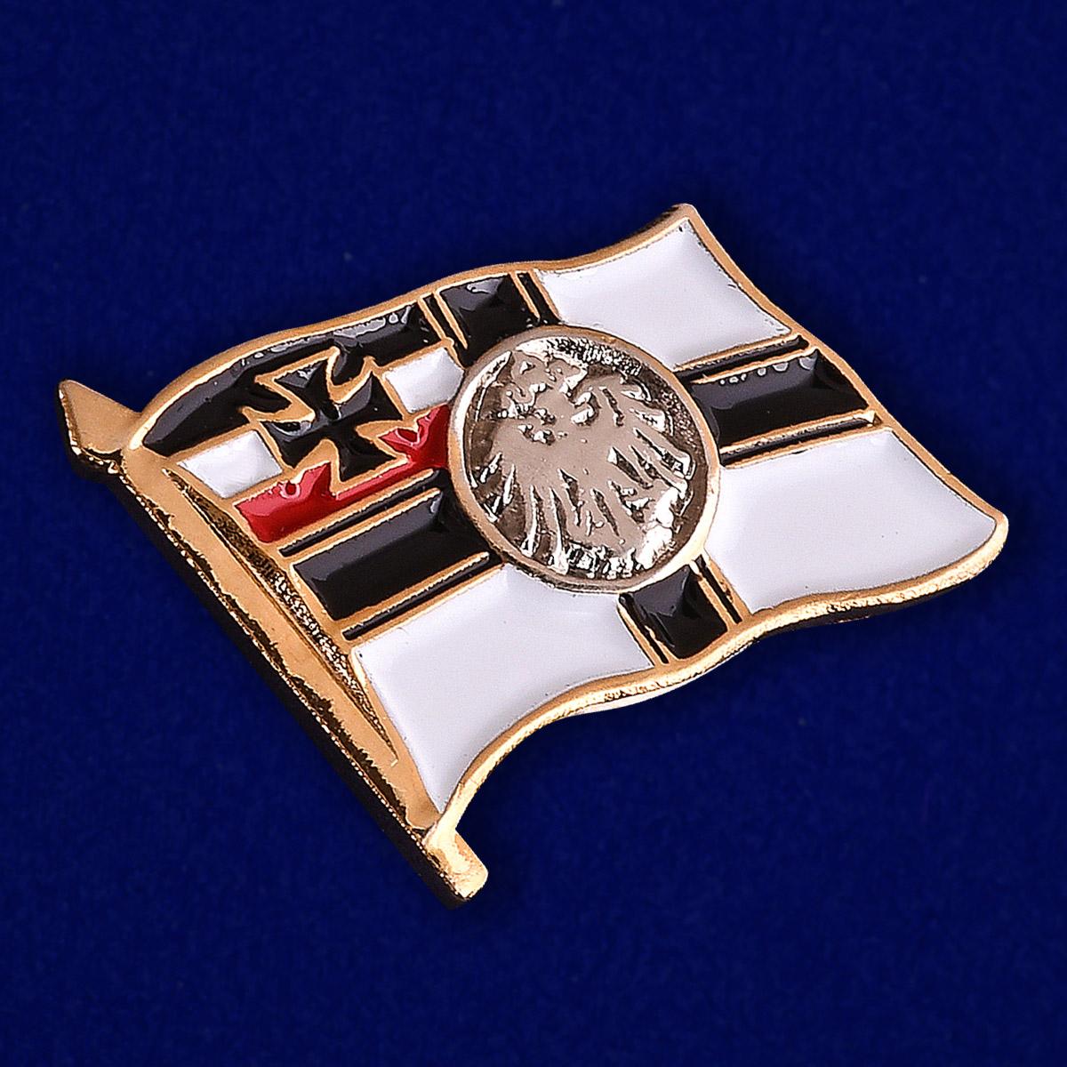 Значок Императорских ВМС Германии - общий вид
